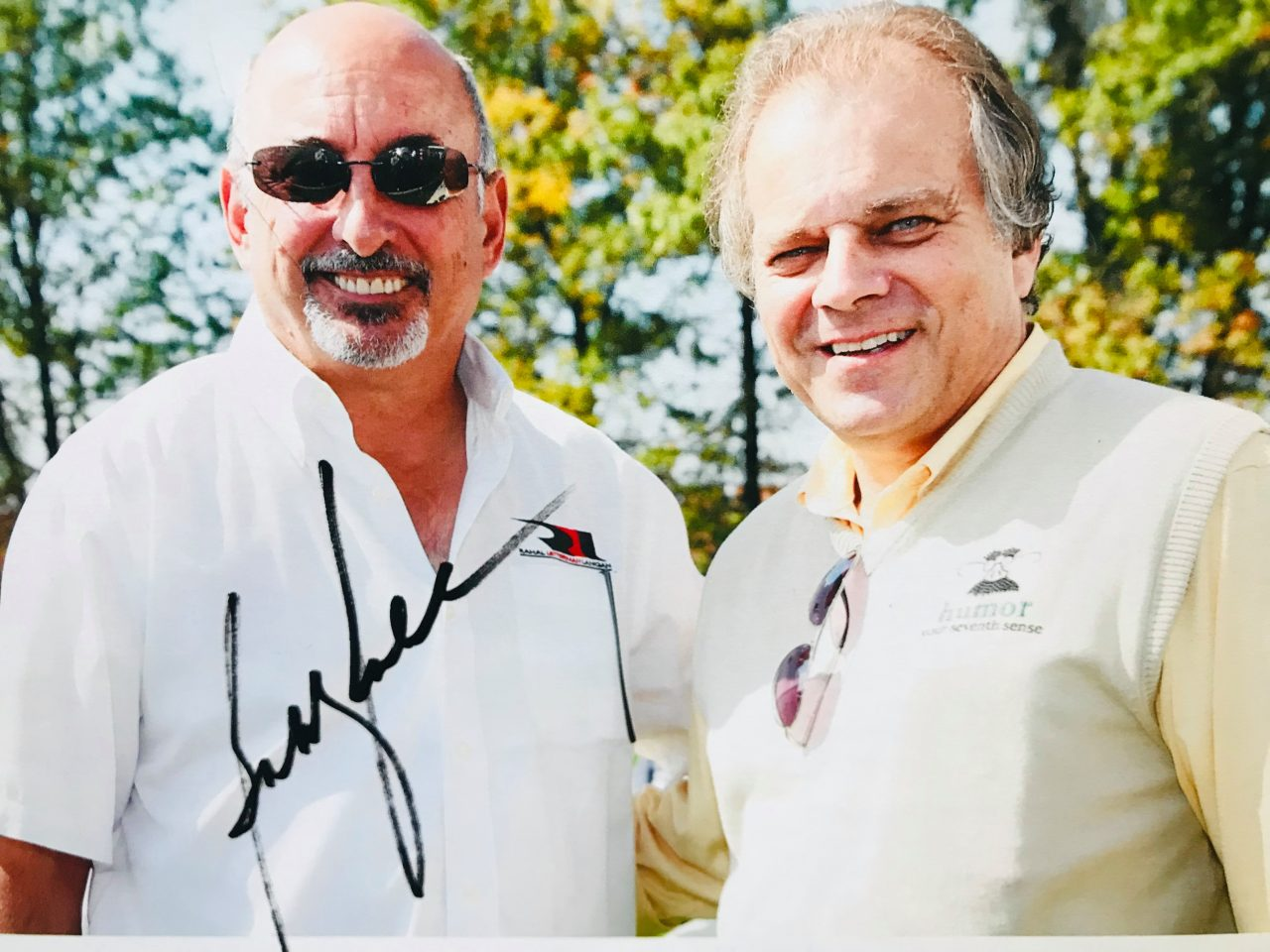 Phil With Bobby Rahal
